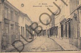 Postkaart - Carte Postale - Boom - Blauwstraat  (B512) - Boom