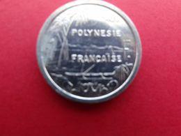 Polynesie Francaise  1 Franc  1985  Km 11 - Polynésie Française