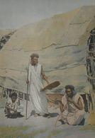 La Mer Rouge. Une Famille De Bicharis. Photogravure Fin XIXe. - Prints & Engravings