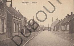 Postkaart - Carte Postale - Merksplas - Dorpstraat  (B589) - Merksplas