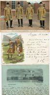 Lot Of 11 Old Postcards From UK - Ver. Königreich