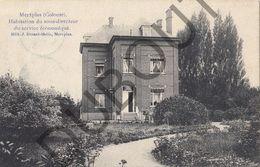 Postkaart - Carte Postale - Merksplas - Colonie - Habitation De Sous-directeur  (B513) - Merksplas