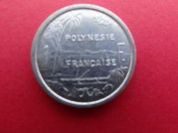 Polynesie Francaise  1 Franc  1979  Km 11 - Polynésie Française