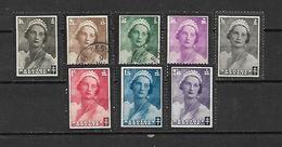 BELGIO - 1935 - N. 411/18* (CATALOGO UNIFICATO) - Belgium