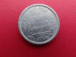 Polynesie Francaise  1 Franc  1965  Km 2 - Polynésie Française