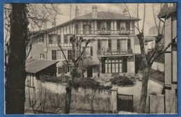 CPA 64 BIARRITZ - HOTEL 'MON PLAISIR' - C. DURDENT Propriétaire - 1 Rue Peyroloubilh, Au Port-Vieux. - Biarritz