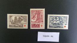 1937 Finland Rode Kruis - Finland
