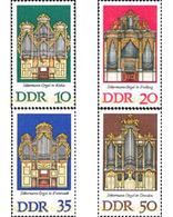 Ref. 150793 * MNH * - GERMAN DEMOCRATIC REPUBLIC. 1976. MUSICAL INSTRUMENT . INSTRUMENTO MUSICAL - Glaube, Religion, Kirche