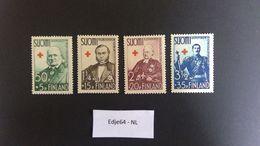 1938 Finland Rode Kruis - Finland