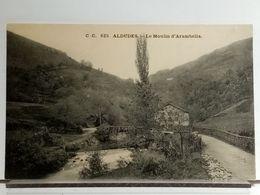 64 - ALDUDES - LE MOULIN D'ARAMBELIA - TRES BEL ETAT - Aldudes