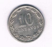 10 CENTAVOS 1938  ARGENTINIE /5499/ - Argentina