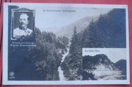 Surduk / Сурдук / Szurdok - Szurdoker Pass Im Rumänischen Grenzgebiet - Armeekommandant General Arz Von Straussenburg - Serbia