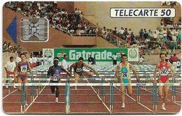 Monaco - MF24 - Herculis '92 - Cn. 41299, SC5 SB, 06.1992, 50Units, 110.000ex, Used - Monaco