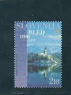 Slovenia Lake Bled Chruch Mountains 2004  MNH ** - Slovénie