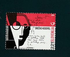 Slovenia Srecko Kosovel Writer 2004  MNH ** - Slovénie