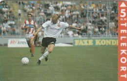 Denmark, JP 026, AGF Football Club, Sport, Only 4.000 Issued, 2 Scans. - Danemark