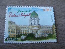 Capitales Européennes - Budapest - Palais Royal - N° 4540 - Année 2011 - Neuf** - Unused Stamps
