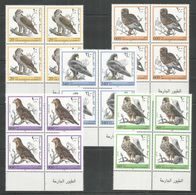 4x PALESTINE - MNH - Animals - Birds - Birds