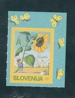 Slovenia Sunflower Illustration Children Set 2005  MNH ** - Slovénie