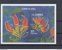 Gambia Michel Cat.No. Mnh/** Sheet 265 Lowers - Gambie (1965-...)