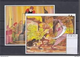 Gambia Michel Cat.No. Mnh/** Sheet 107/108 Disney - Gambie (1965-...)