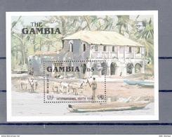 Gambia Michel Cat.No. Mnh/** Sheet 20 - Gambie (1965-...)