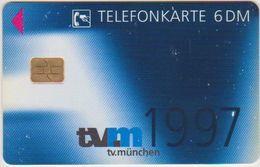 !!!!GERMANY-815 - O 0090 97 - 1.000EX. - TV München Programm - 1997-02 - Deutschland