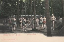 Germany - Weisser Hirsch Bei Dresden - Herren Luftbad - Swimsuit - Dresden