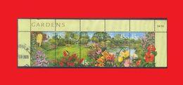 Australia Australie 2000, Gardens & Flowers, Jardin & Fleurs - Végétaux