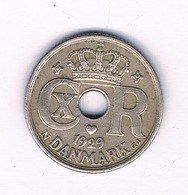 10 ORE  1929 DENEMARKEN /5501// - Danimarca