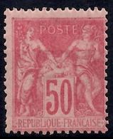 France YT N° 104 Neuf *. Gomme D'origine. B/TB. A Saisir! - 1898-1900 Sage (Type III)