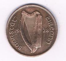 1 PENCE 1928  IERLAND /5506/ - Irlanda