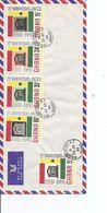 Ghana - Scoutisme ( Enveloppe Premier Jour  De 1966 à Voir) - Ghana (1957-...)