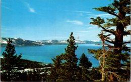 California Lake Tahoe During Winter - United States