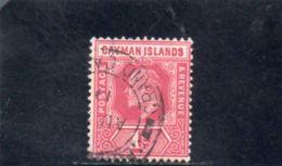 CAIMANES 1905 O FILIGRANE CA MILTIPLE - Gran Bretagna (vecchie Colonie E Protettorati)
