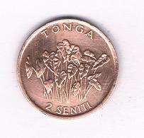 2 SENITI 1996 TONGA /5509/ - Tonga