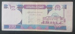 RS - Afghanistan 100 Afghani Banknote 2002 #2/S 7219038 - Afghanistan