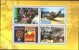 Mint S/S 50 Years Europa CEPT 2006 From Benin - Europa-CEPT