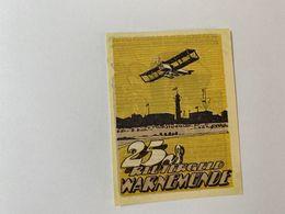 Allemagne Notgeld Warnemunde 25 Pfennig - [ 3] 1918-1933 : République De Weimar