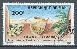 Mali YT N°307 Colloque D'Hammamet Oblitéré ° - Mali (1959-...)