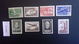 1944 Finland Postfris - Finland