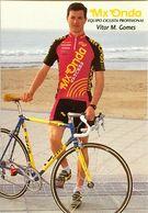 Postcard Vitor M. Gomes -  MX Onda Watches -  1996 - Cycling