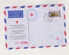 VIETNAM 1969 Nice Cover Germany Red Cross - Viêt-Nam