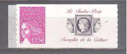 """France Personnalisé ** N°3729D Vignette """"Le Timbre-poste Tremplin De La Culture"""" (TBE) - Personnalisés"""
