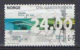 Norvège 1998  Mi.nr: 1294  Flughafens Oslo...  Oblitérés / Used / Gest. - Norwegen