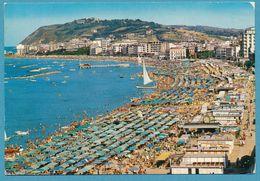 CATTOLICA - Panorama Della Spiaggia Monte Di Gabicce  - Circulé 1972 - Autres Villes