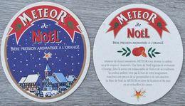 Sous-bock METEOR De NOËL Bierdeckel Bierviltje Coaster (CX) - Sotto-boccale