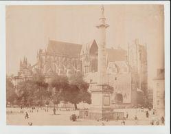 Cathédrale De Nantes 1880 - Photos