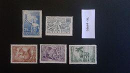 1953 Finland Postfris - Unused Stamps