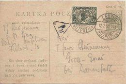 PK  Leszno - Gross Gerau           1920 - 1919-1939 République